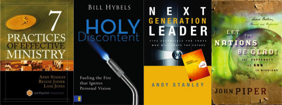 books that helped in ministry